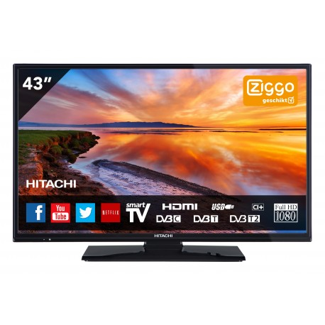 43 inch (110 cm) Full HD Smart TV
